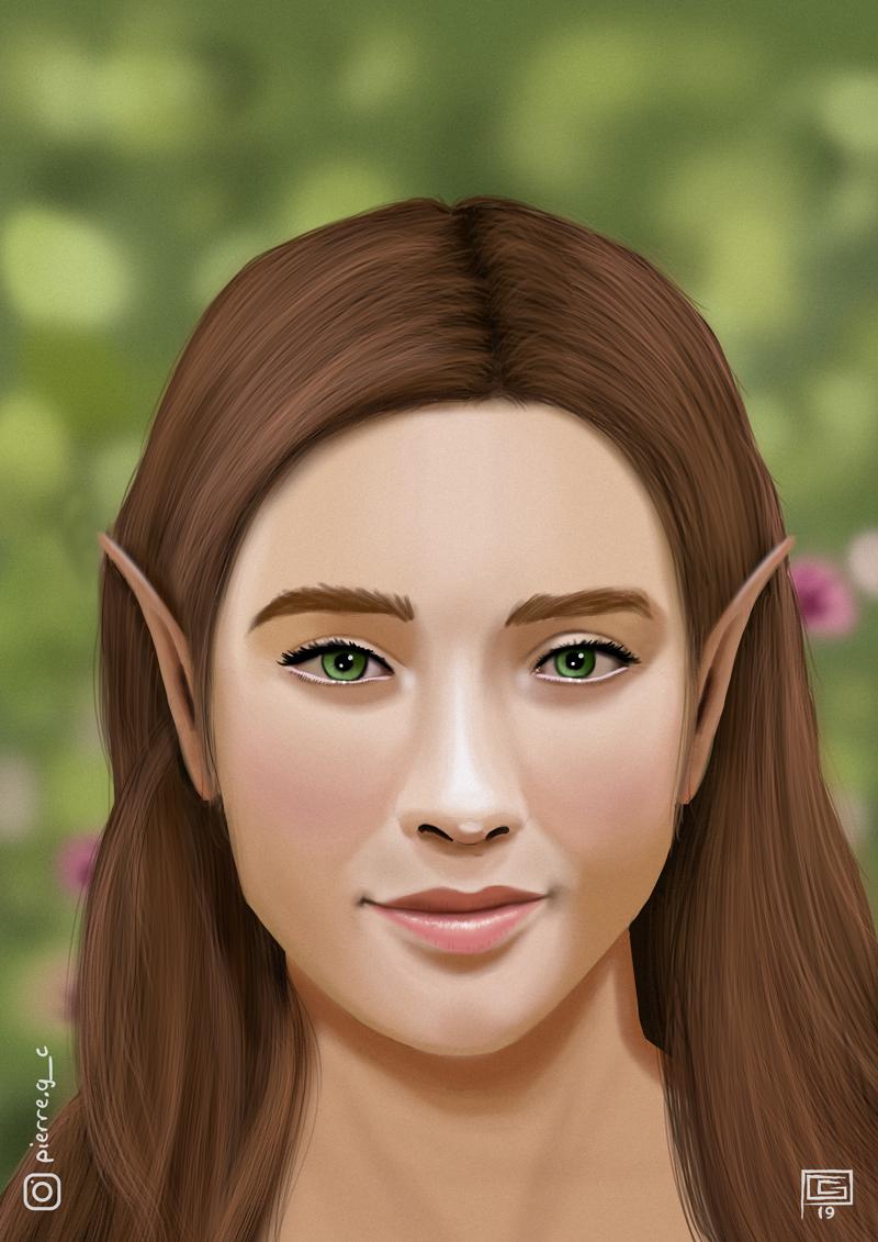 Jeune elfe